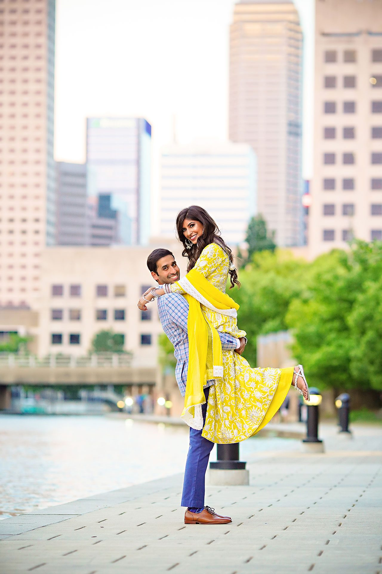 Shivani Kashyap Indian Engagement Session 149