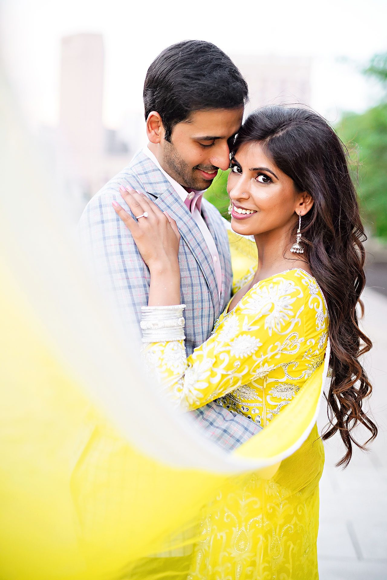 Shivani Kashyap Indian Engagement Session 150