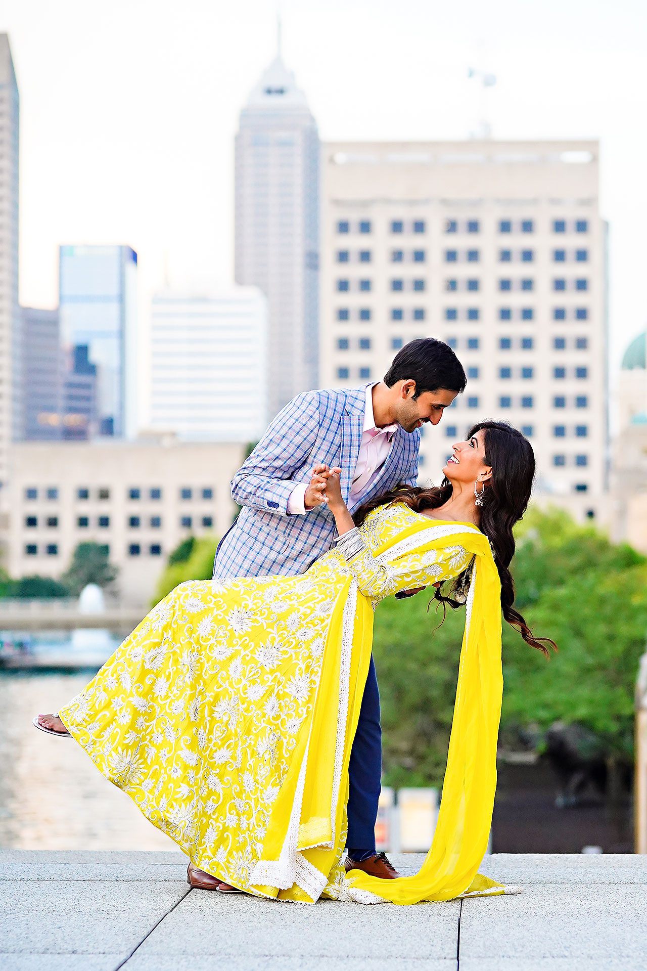 Shivani Kashyap Indian Engagement Session 152