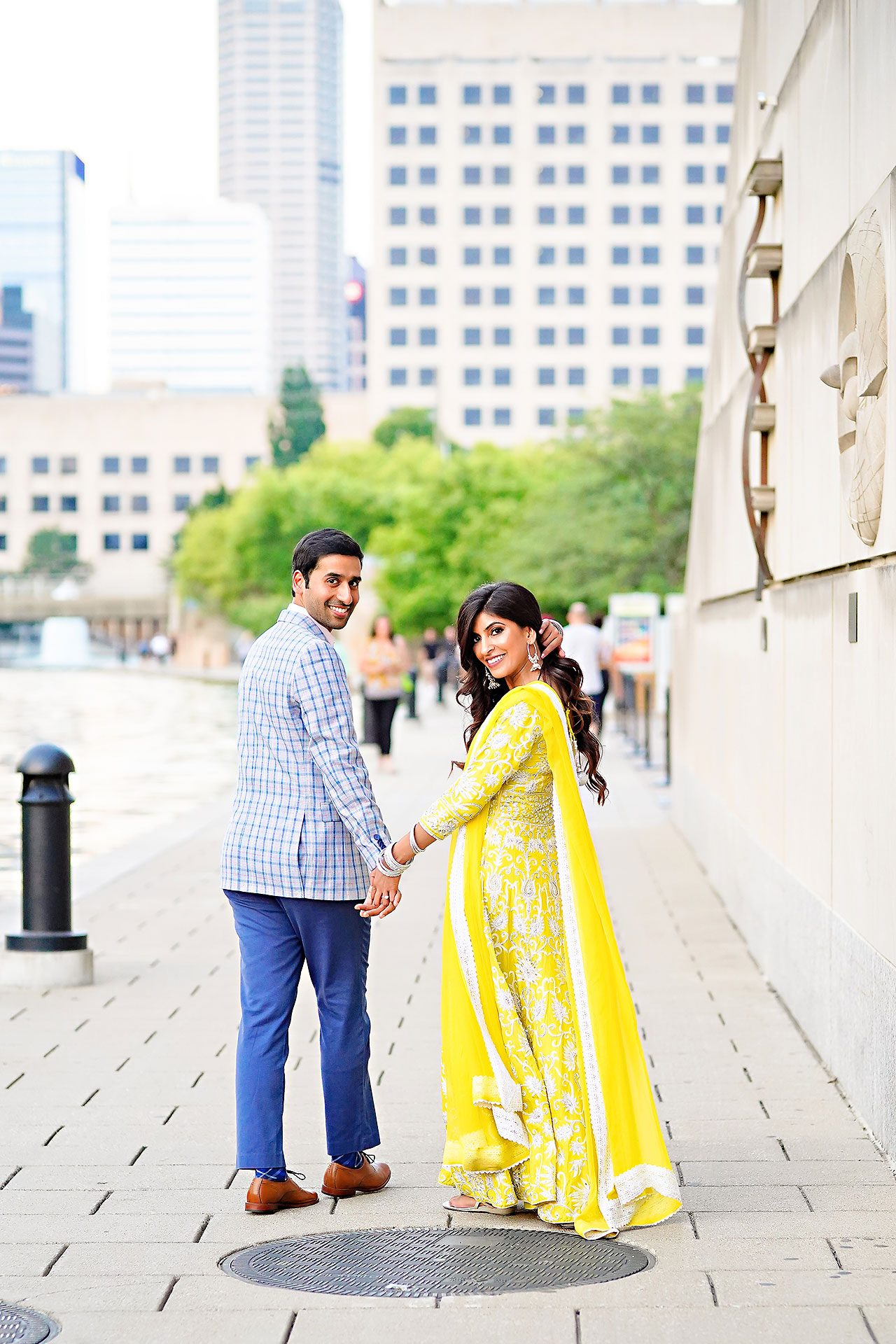 Shivani Kashyap Indian Engagement Session 154