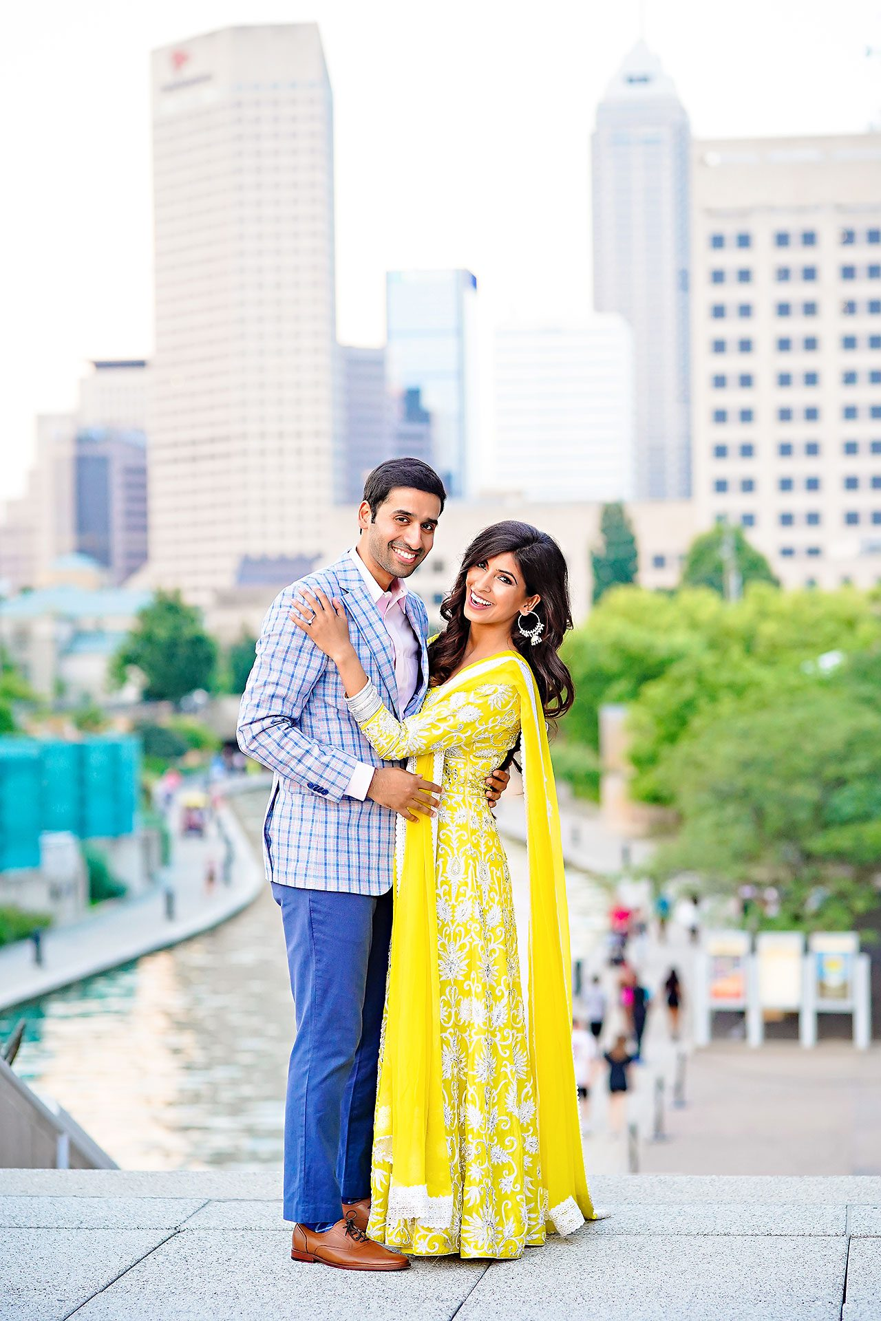 Shivani Kashyap Indian Engagement Session 162