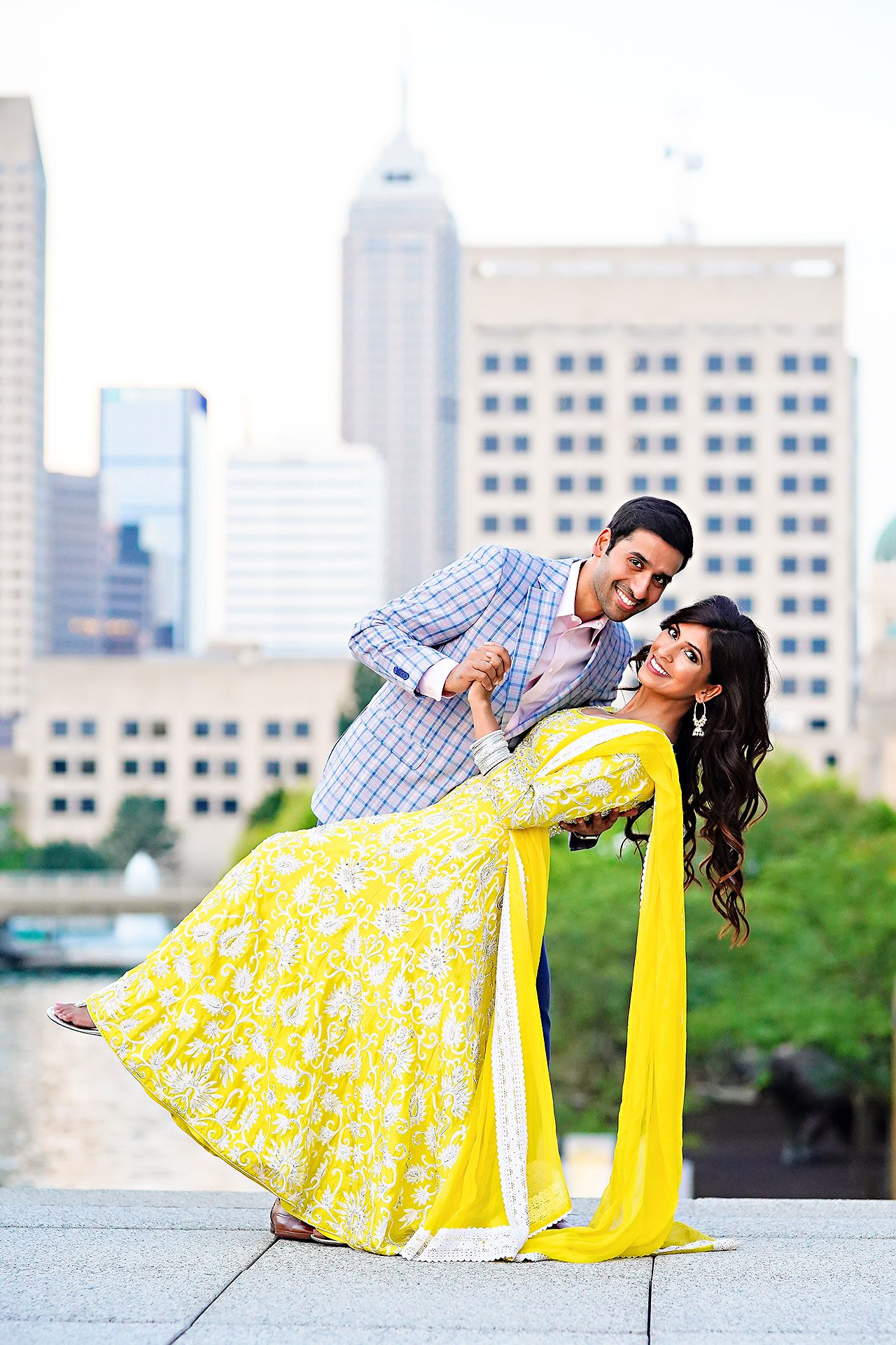 Shivani Kashyap Indian Engagement Session 167