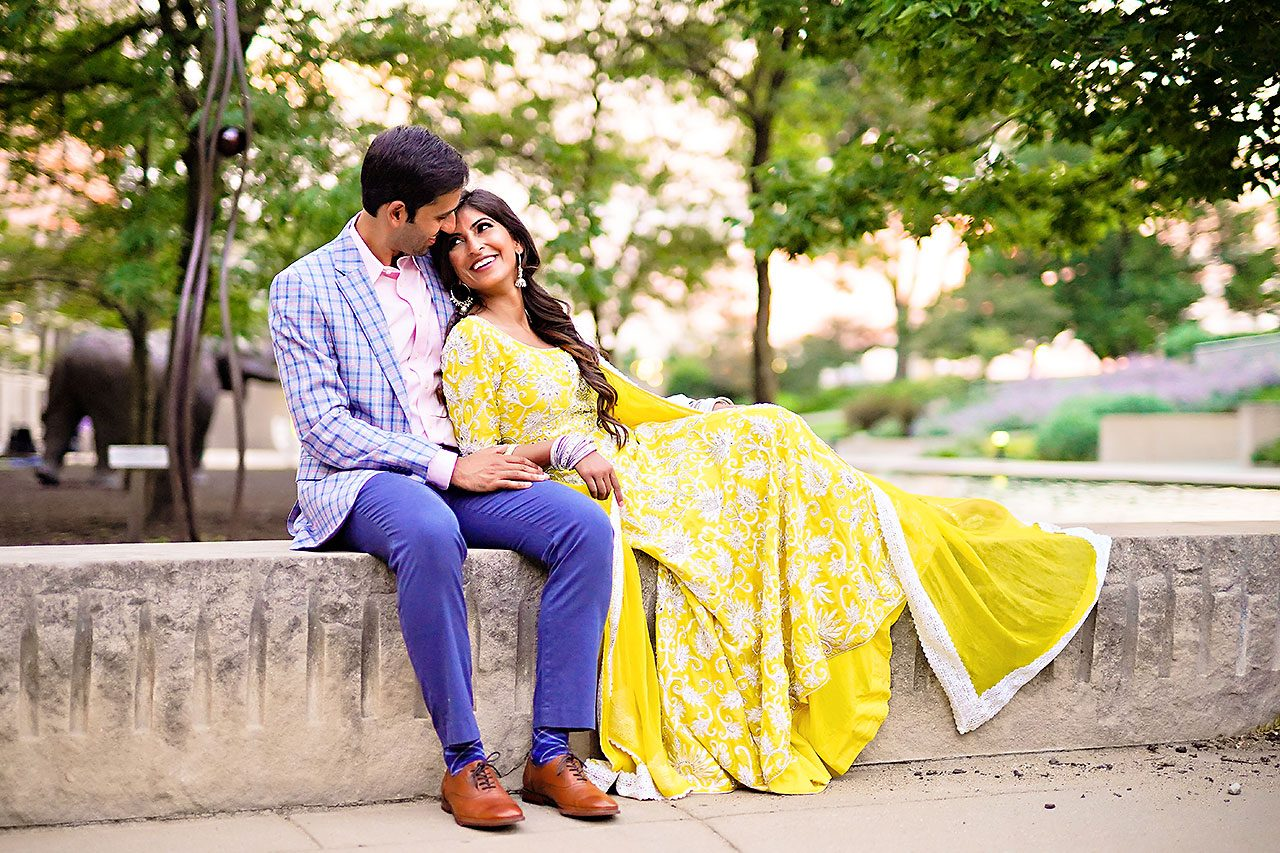 Shivani Kashyap Indian Engagement Session 171