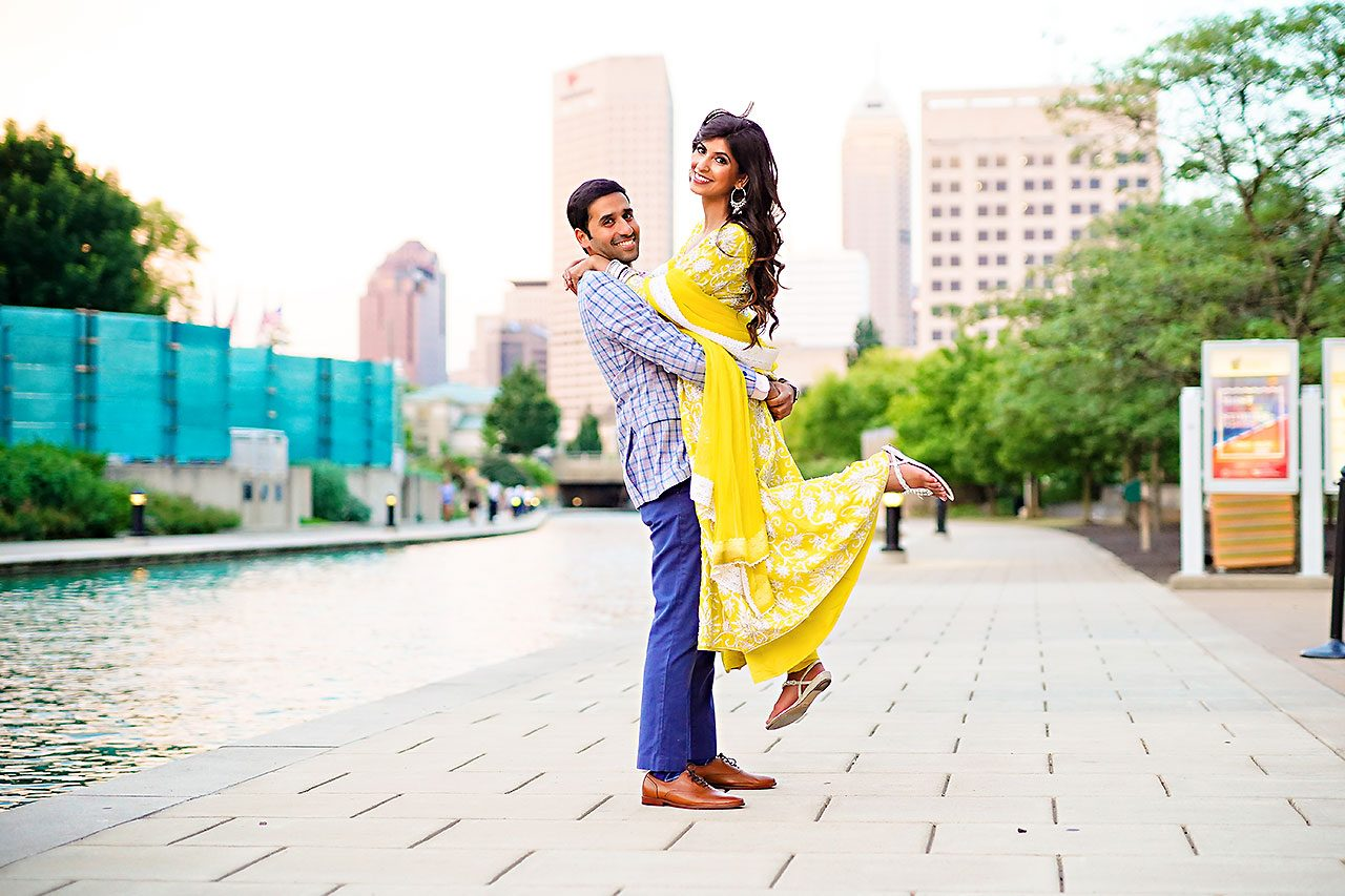 Shivani Kashyap Indian Engagement Session 173