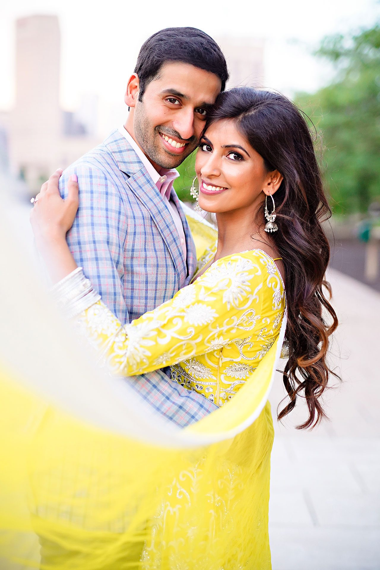 Shivani Kashyap Indian Engagement Session 177