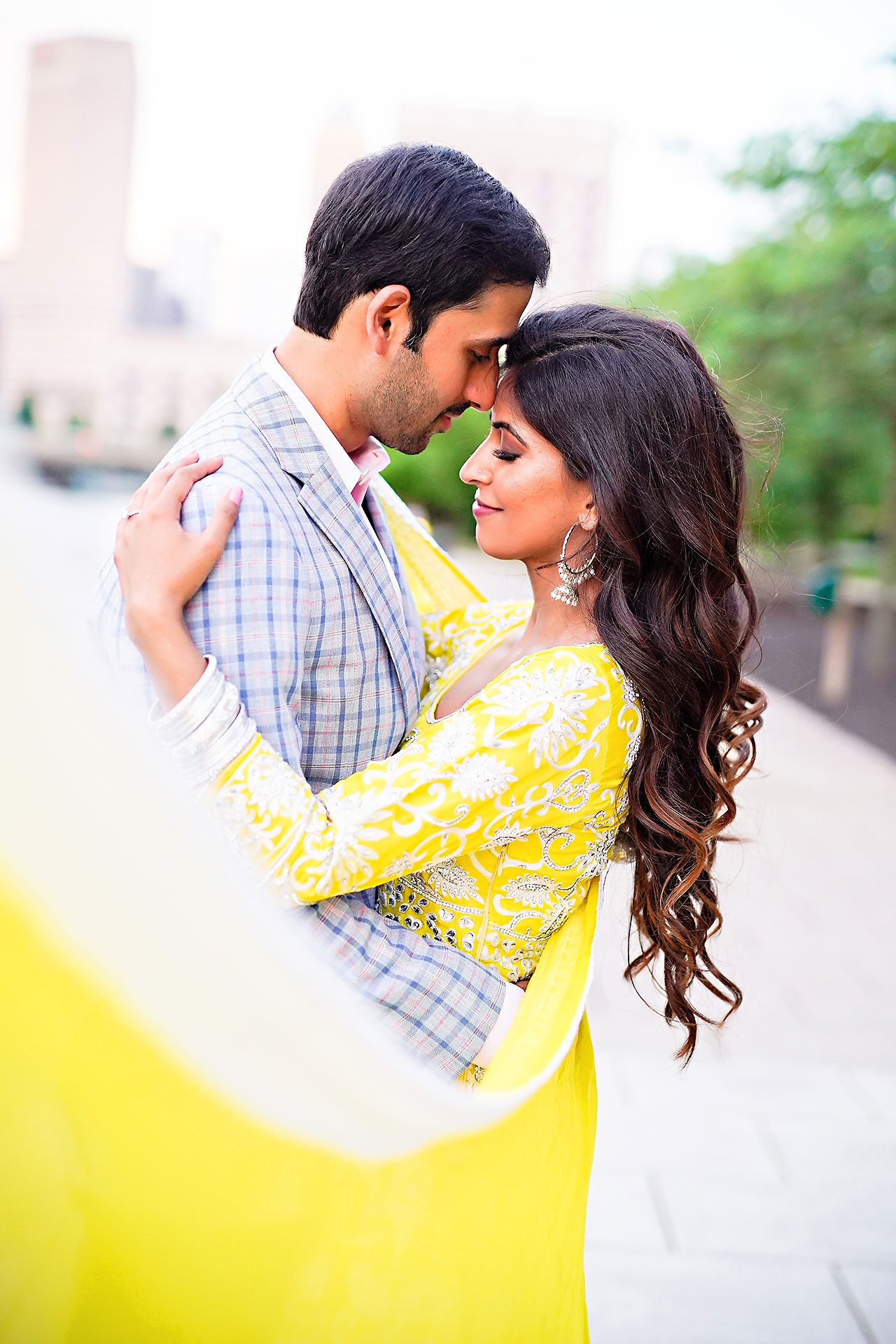 Shivani Kashyap Indian Engagement Session 179