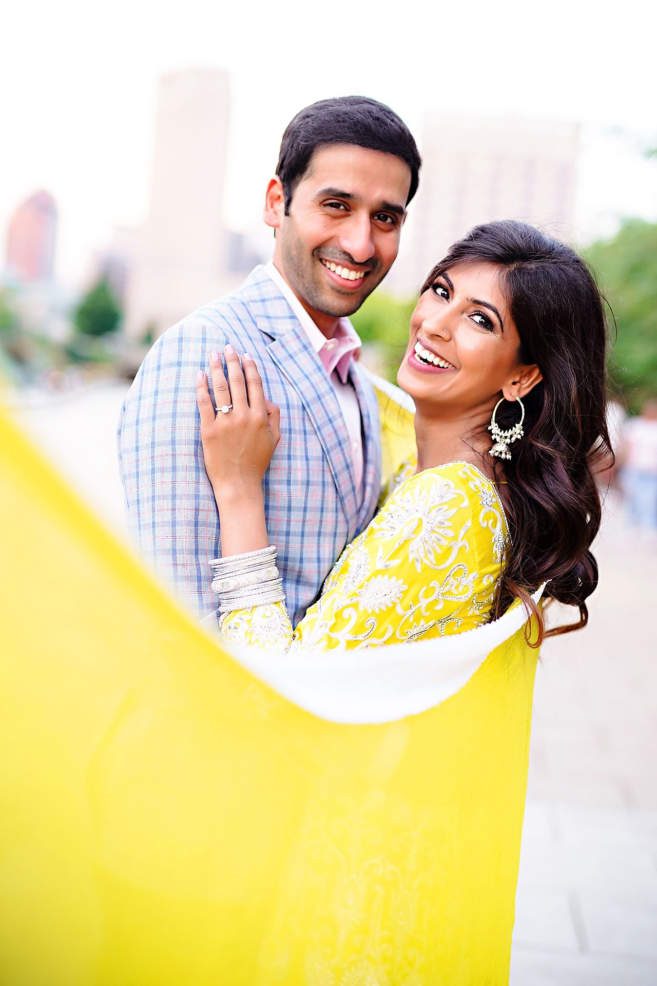 Shivani Kashyap Indian Engagement Session 181