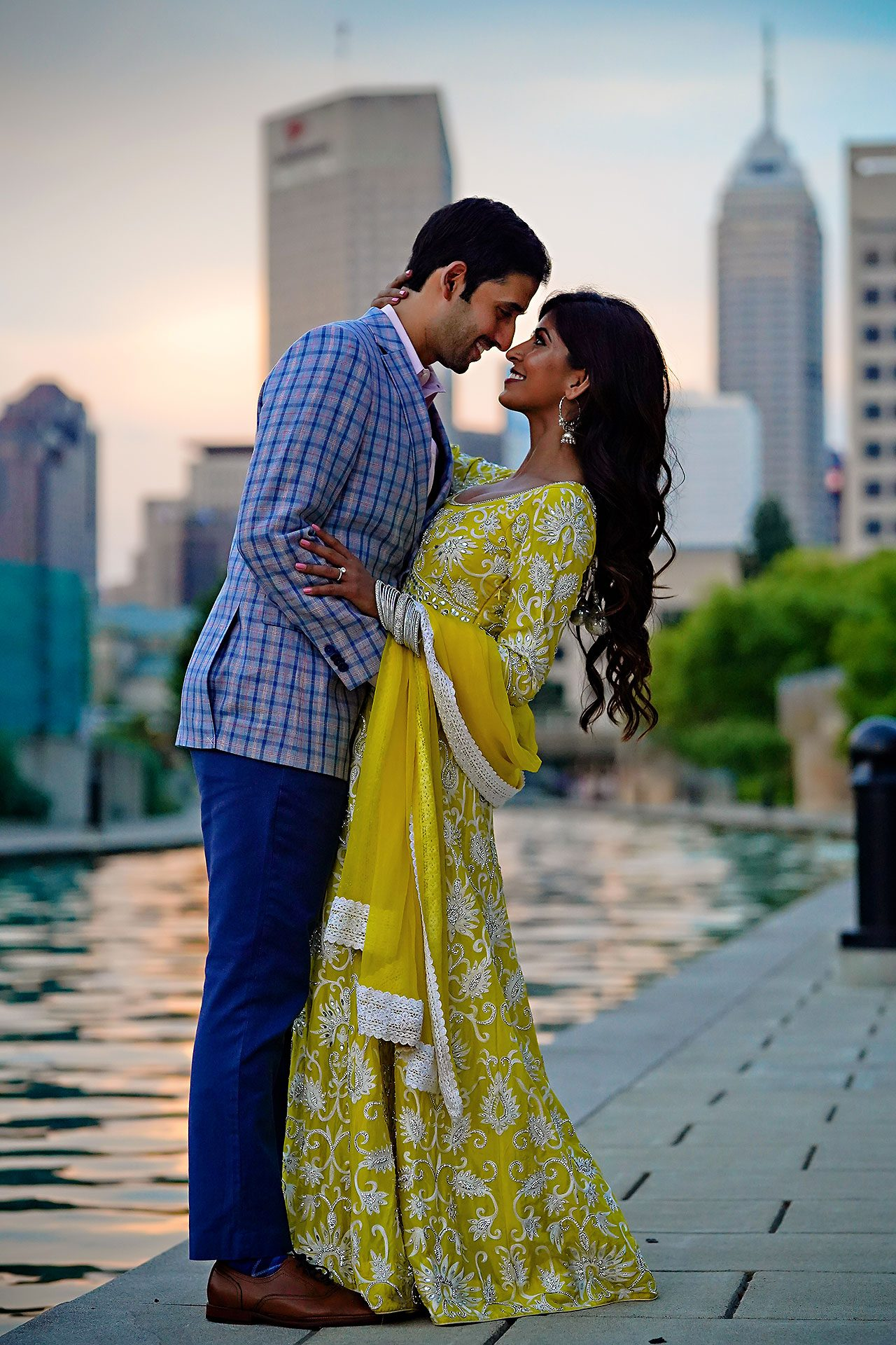 Shivani Kashyap Indian Engagement Session 183