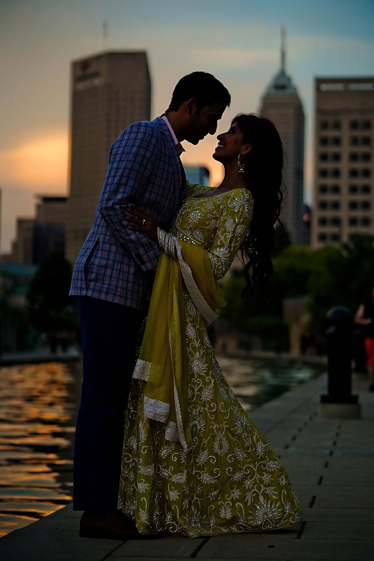 Shivani Kashyap Indian Engagement Session 184