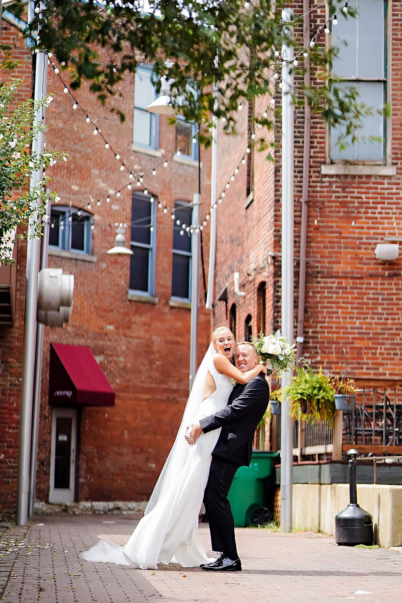 Jamie Reid St Johns and Indiana Roof Ballroom Wedding 123