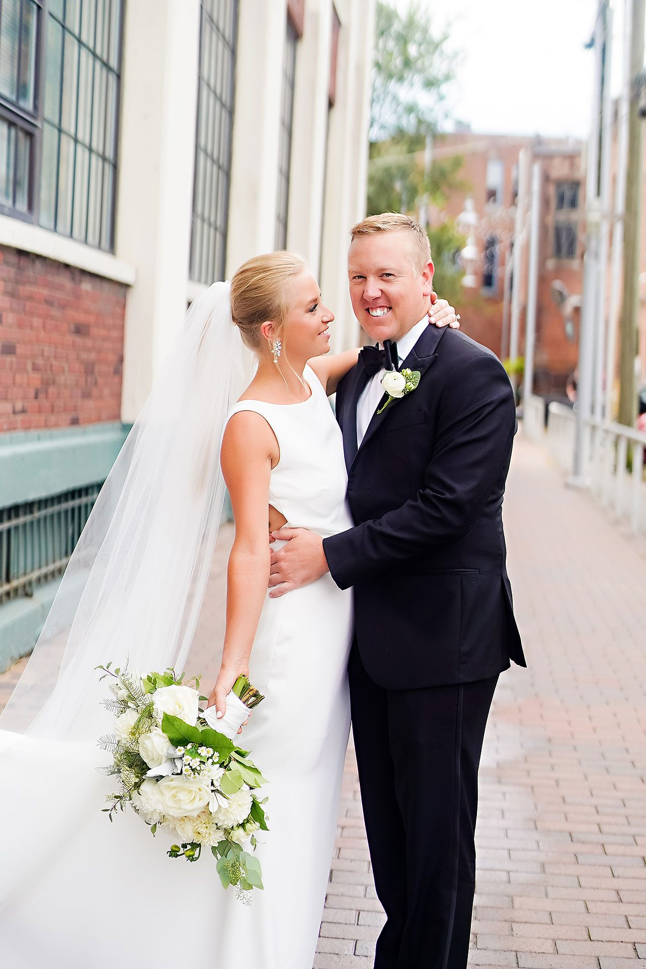 Jamie Reid St Johns and Indiana Roof Ballroom Wedding 163