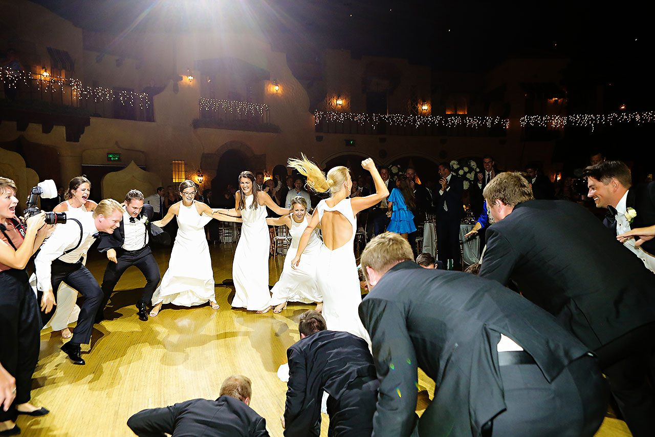 Jamie Reid St Johns and Indiana Roof Ballroom Wedding 265
