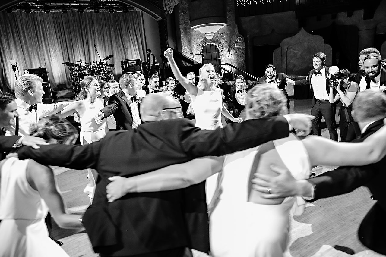 Jamie Reid St Johns and Indiana Roof Ballroom Wedding 266