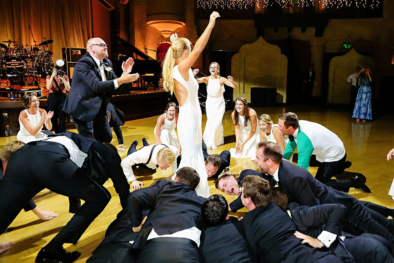 Jamie Reid St Johns and Indiana Roof Ballroom Wedding 267
