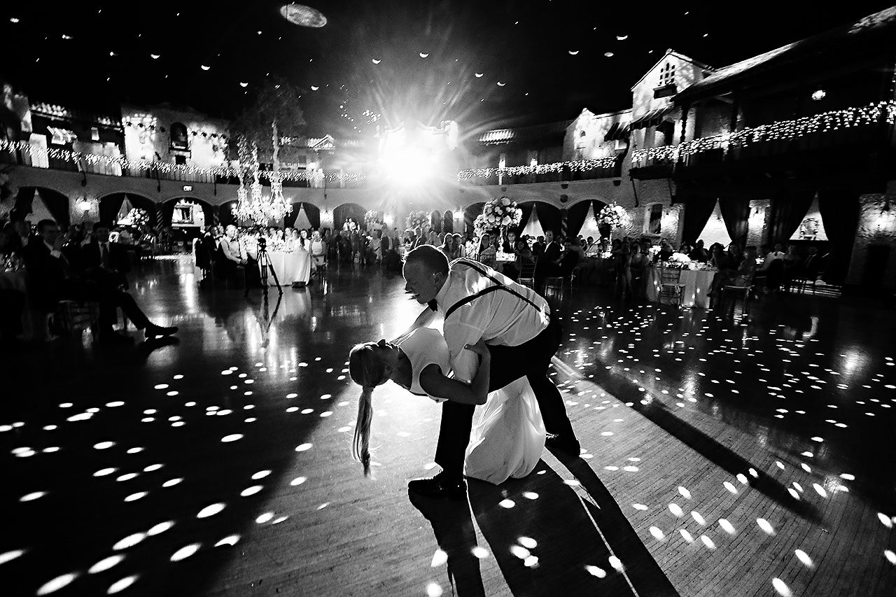 Jamie Reid St Johns and Indiana Roof Ballroom Wedding 291