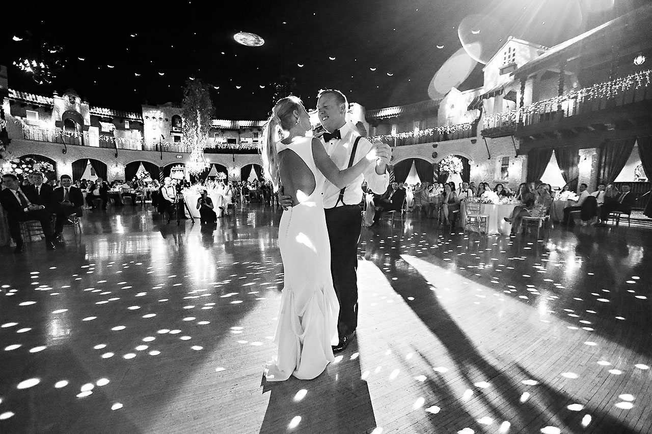 Jamie Reid St Johns and Indiana Roof Ballroom Wedding 293