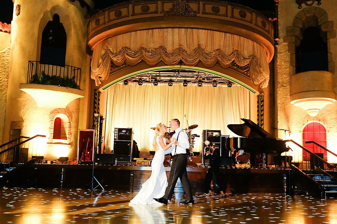 Jamie Reid St Johns and Indiana Roof Ballroom Wedding 300