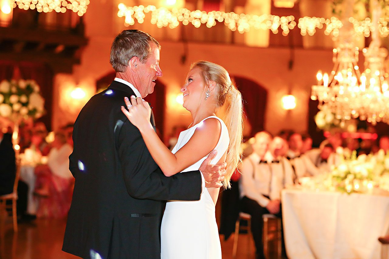 Jamie Reid St Johns and Indiana Roof Ballroom Wedding 302