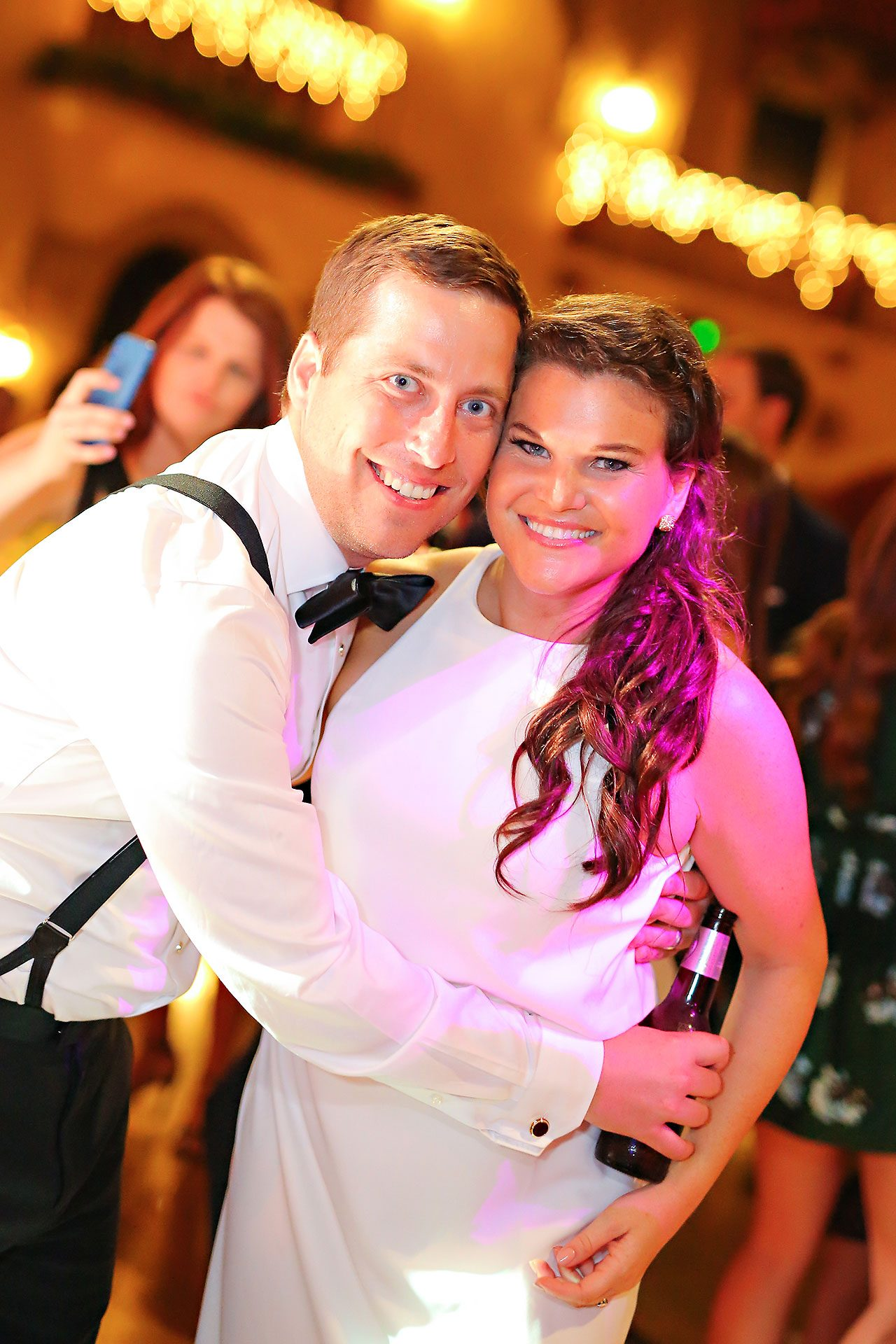 Jamie Reid St Johns and Indiana Roof Ballroom Wedding 338