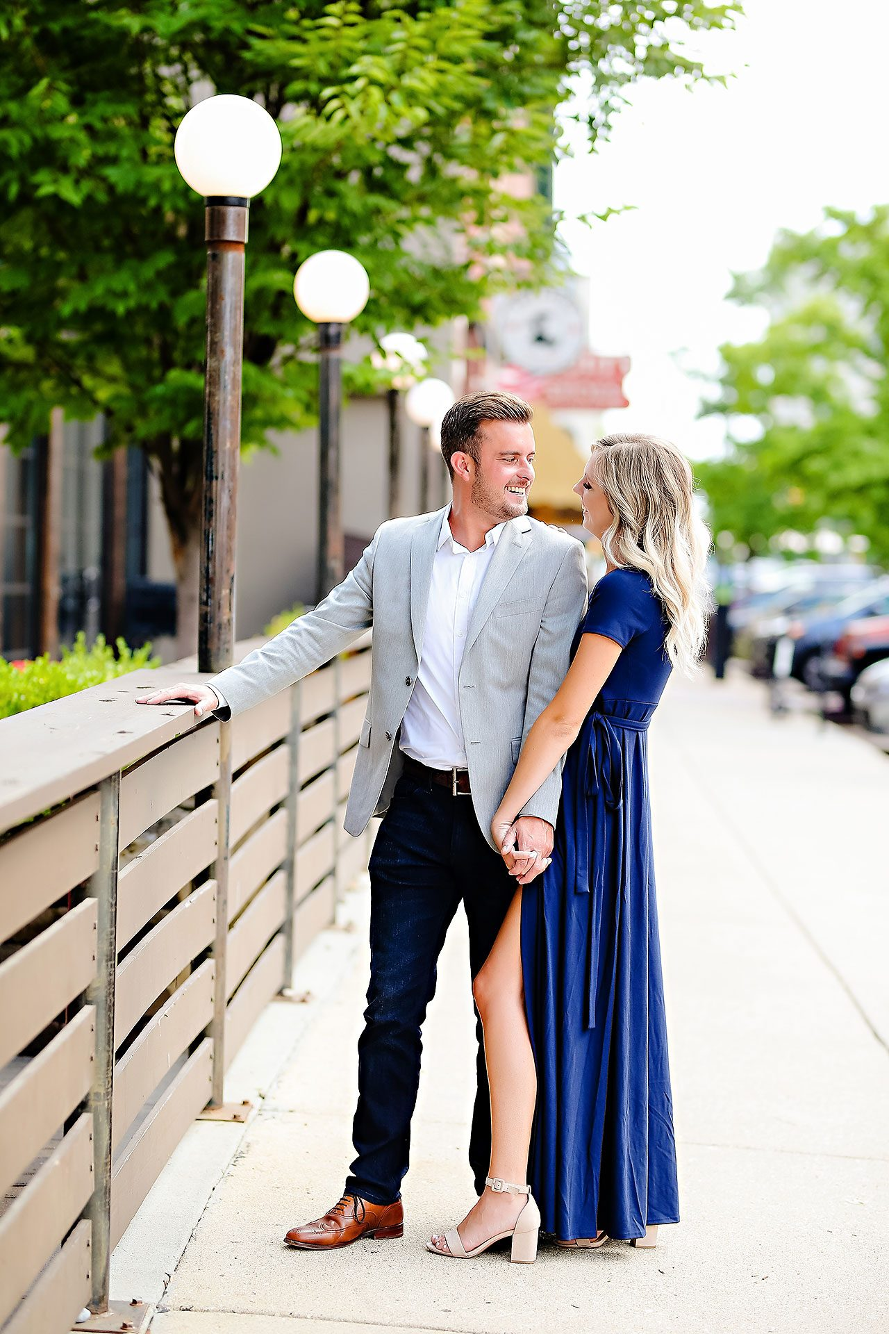 Melanie Jordan Mass Ave Engagement Session 010