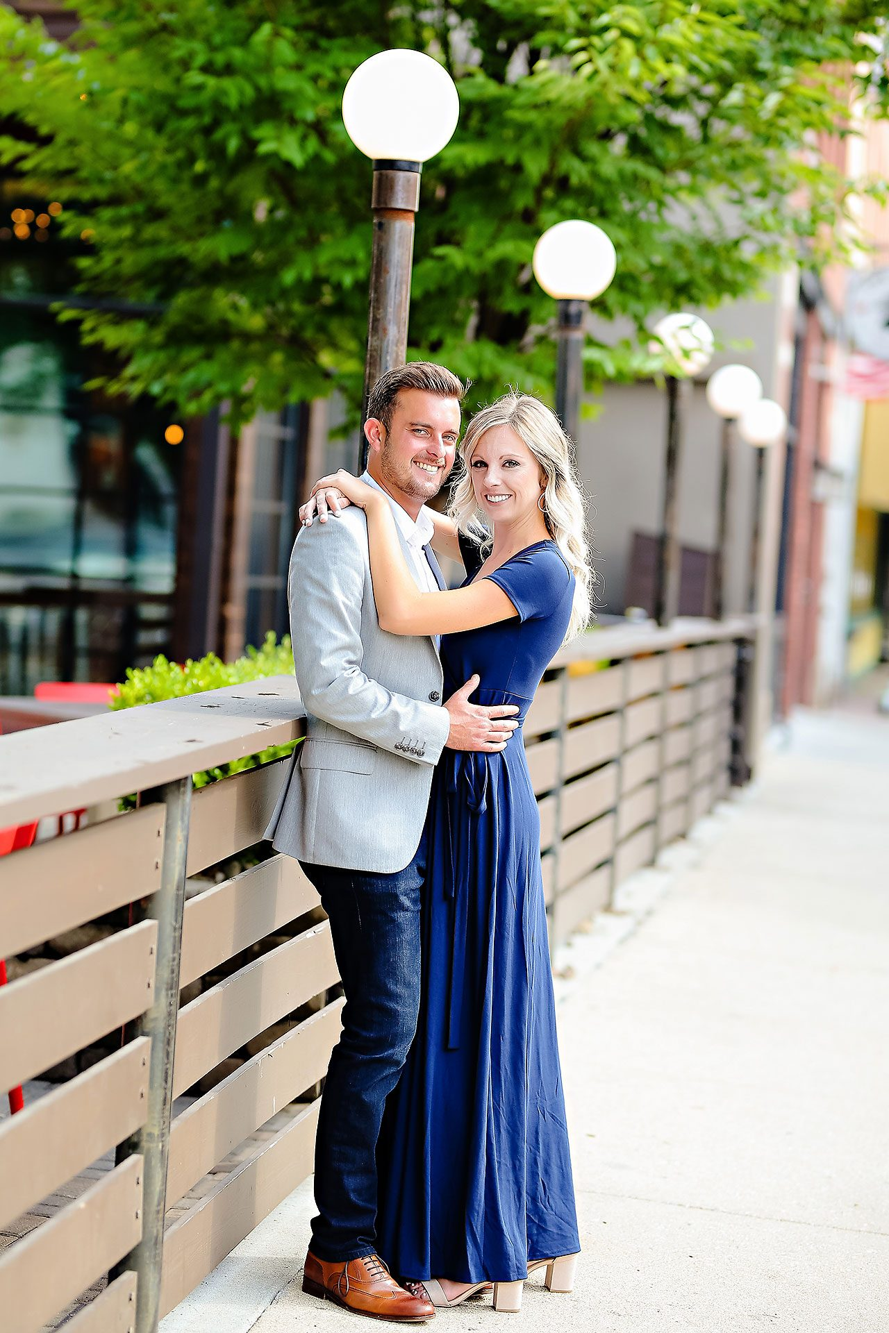 Melanie Jordan Mass Ave Engagement Session 046