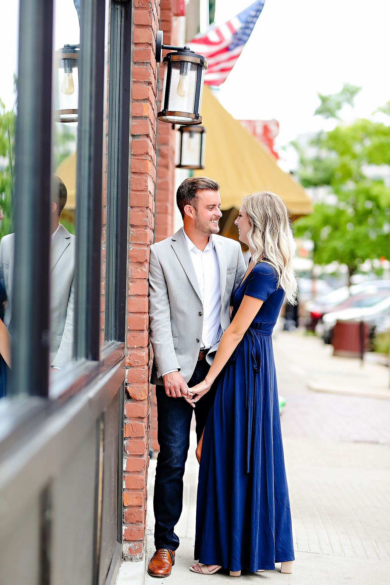 Melanie Jordan Mass Ave Engagement Session 058