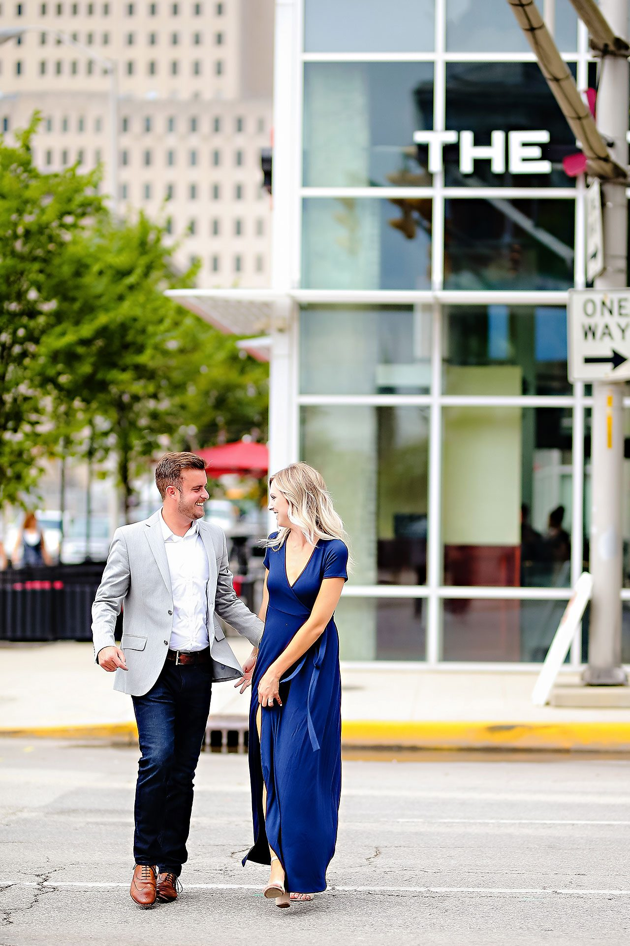 Melanie Jordan Mass Ave Engagement Session 075