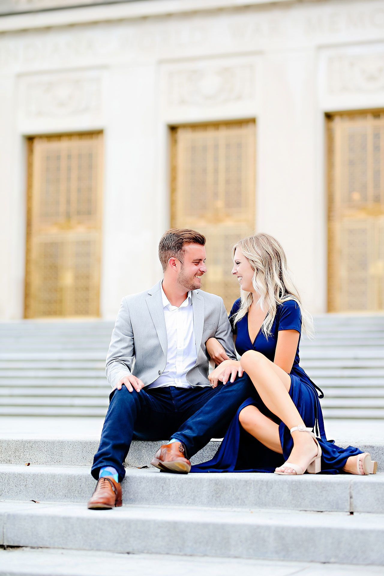 Melanie Jordan Mass Ave Engagement Session 076
