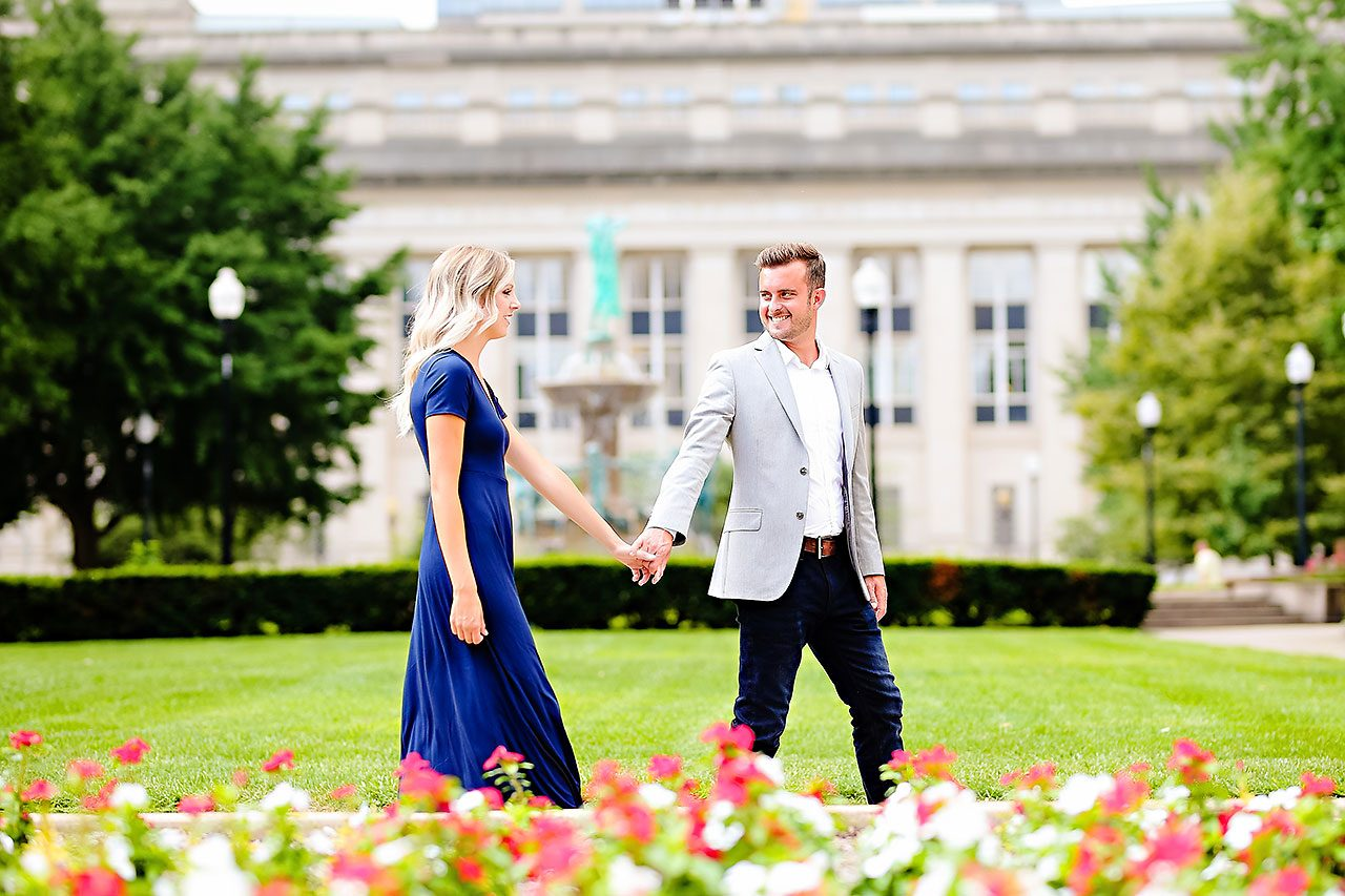 Melanie Jordan Mass Ave Engagement Session 084