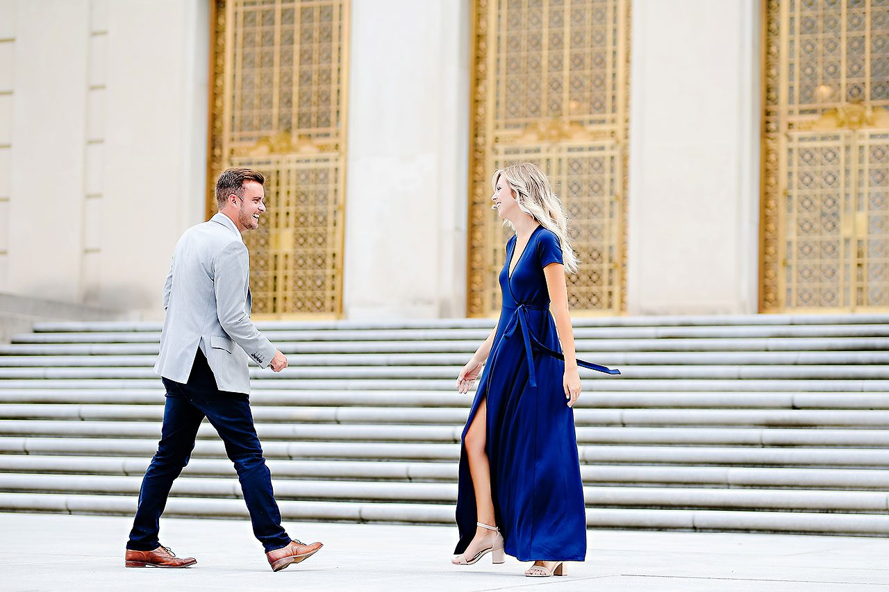 Melanie Jordan Mass Ave Engagement Session 085