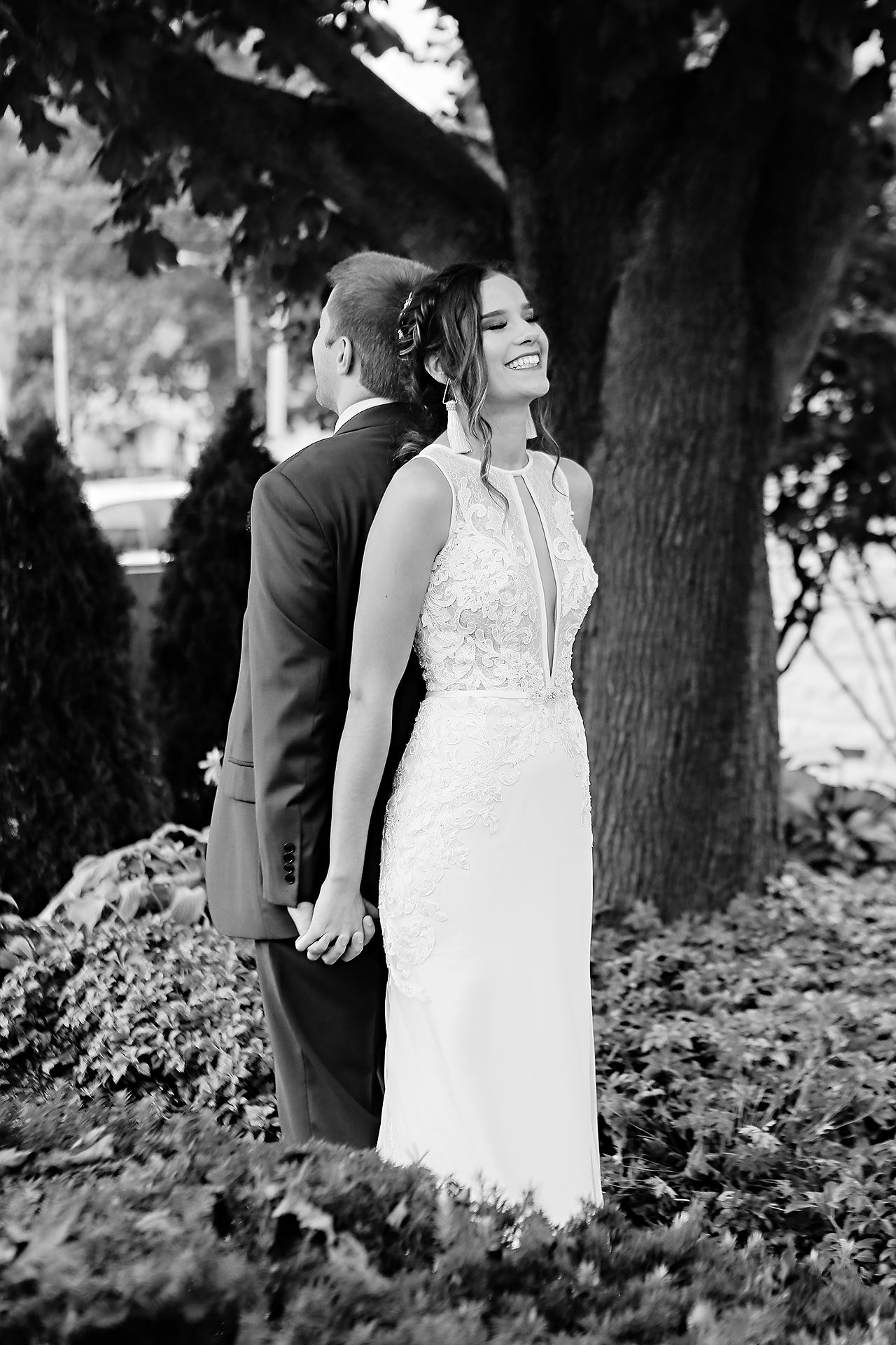 Hannah Ian Friendship Gardens Michigan City Indiana Wedding 100