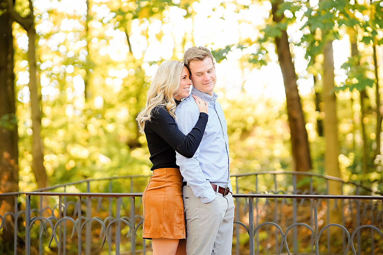 Sarah Evan Indianapolis Butler and Downtown Engagement 017