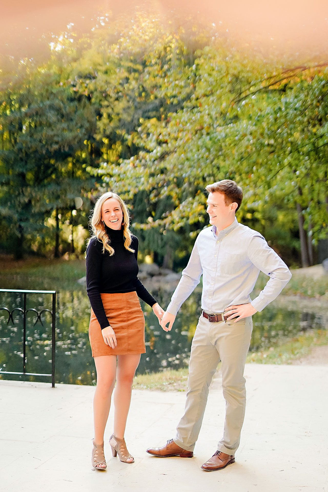 Sarah Evan Indianapolis Butler and Downtown Engagement 031