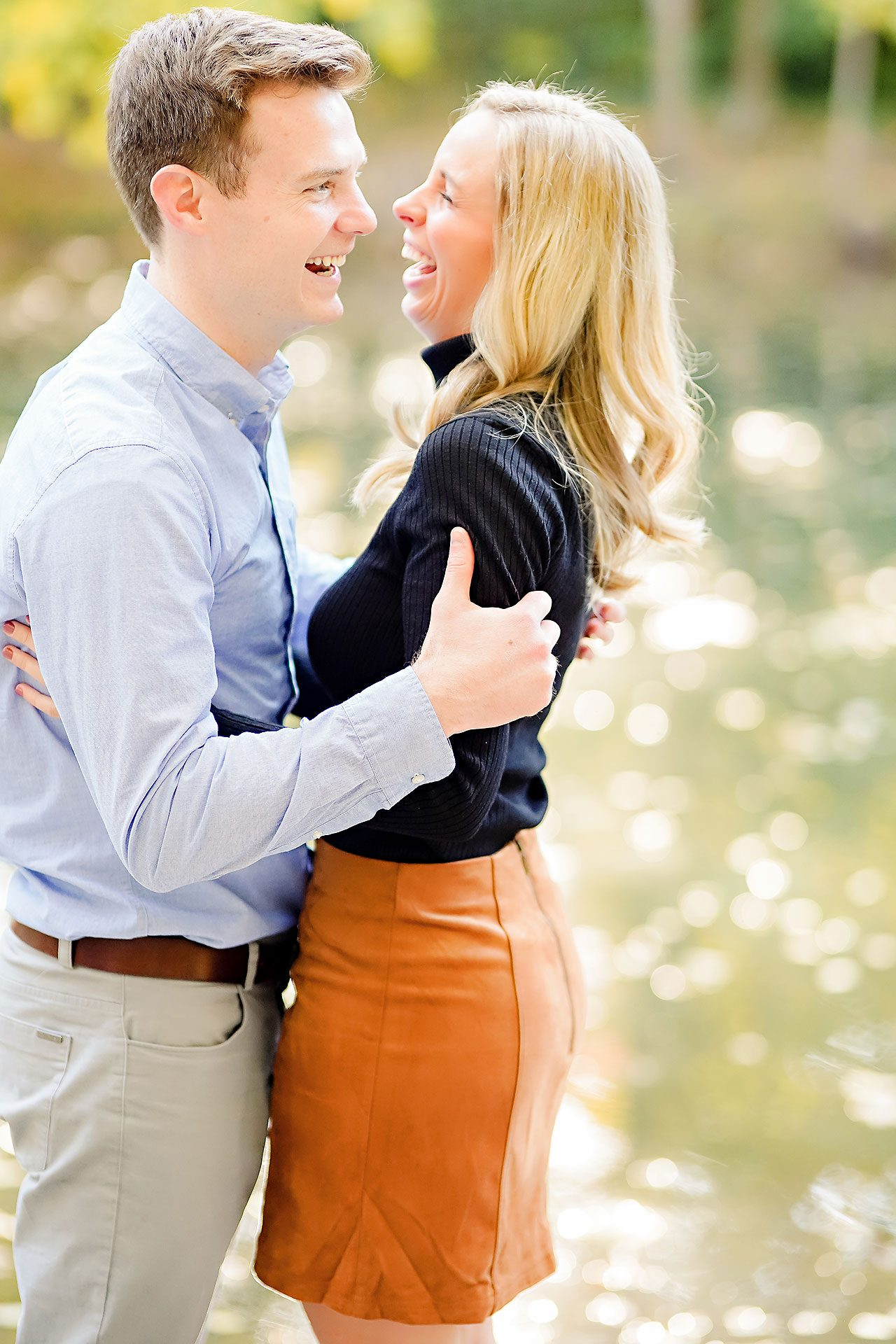 Sarah Evan Indianapolis Butler and Downtown Engagement 058
