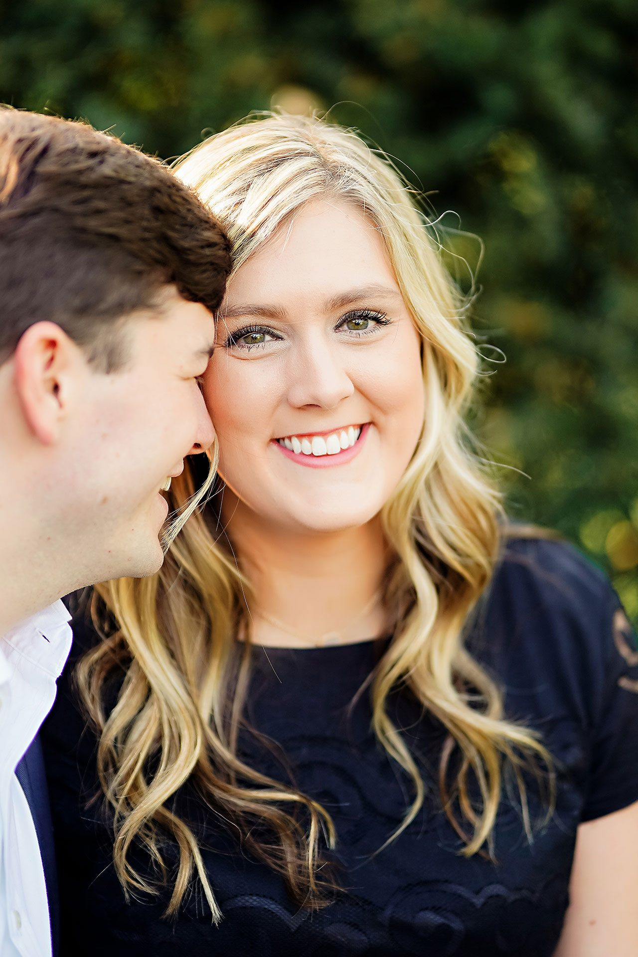 Taylor Case Newfields Engagement Session 025