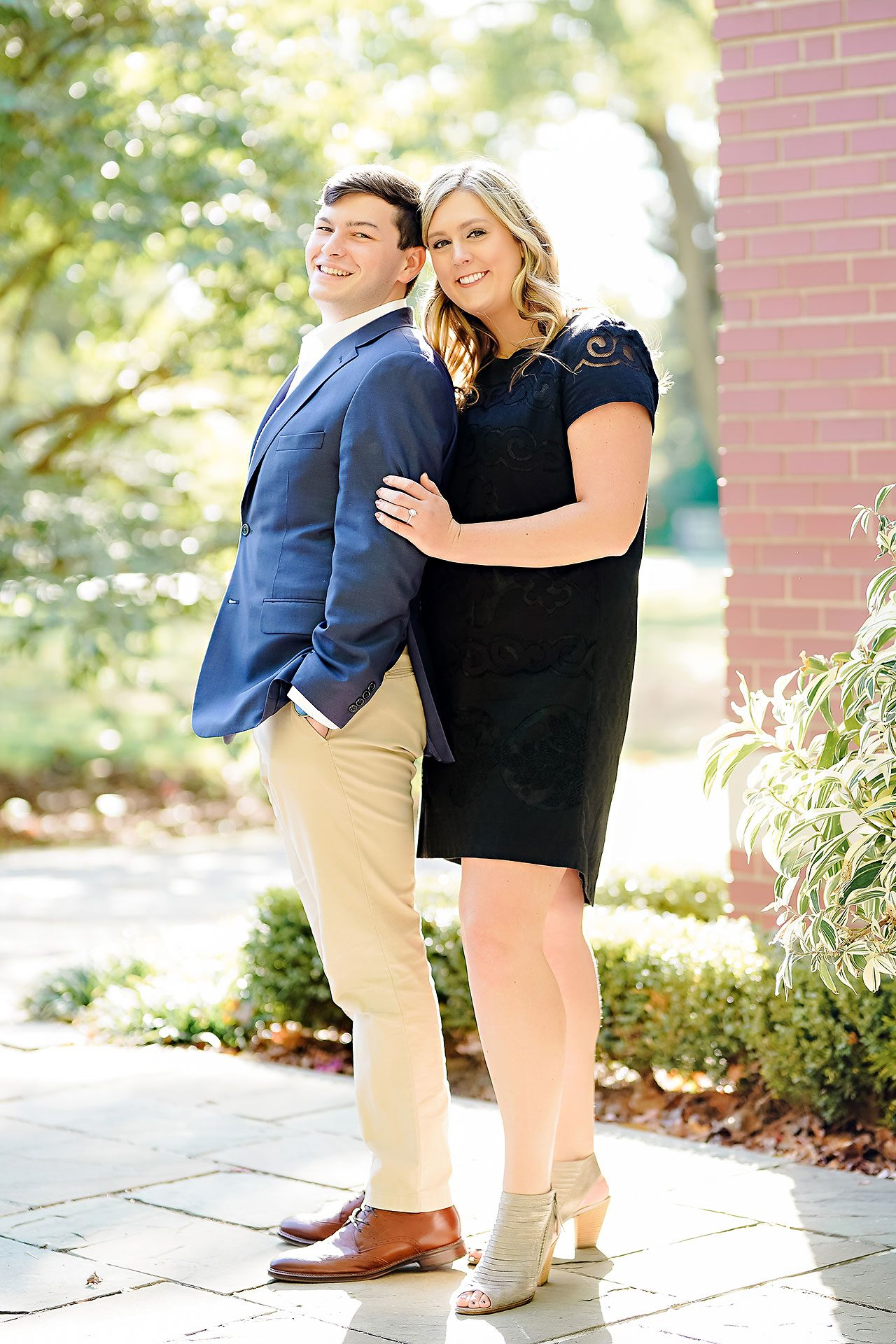 Taylor Case Newfields Engagement Session 026