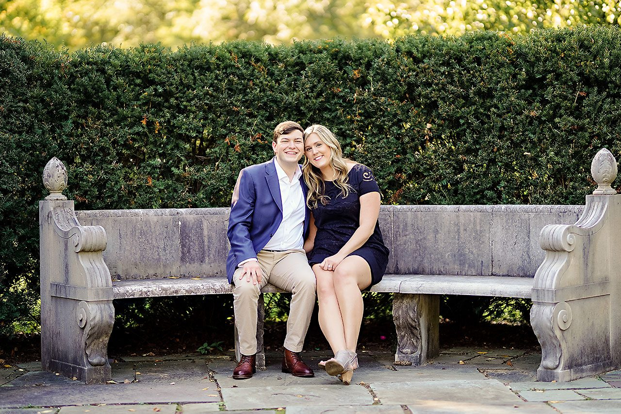 Taylor Case Newfields Engagement Session 048