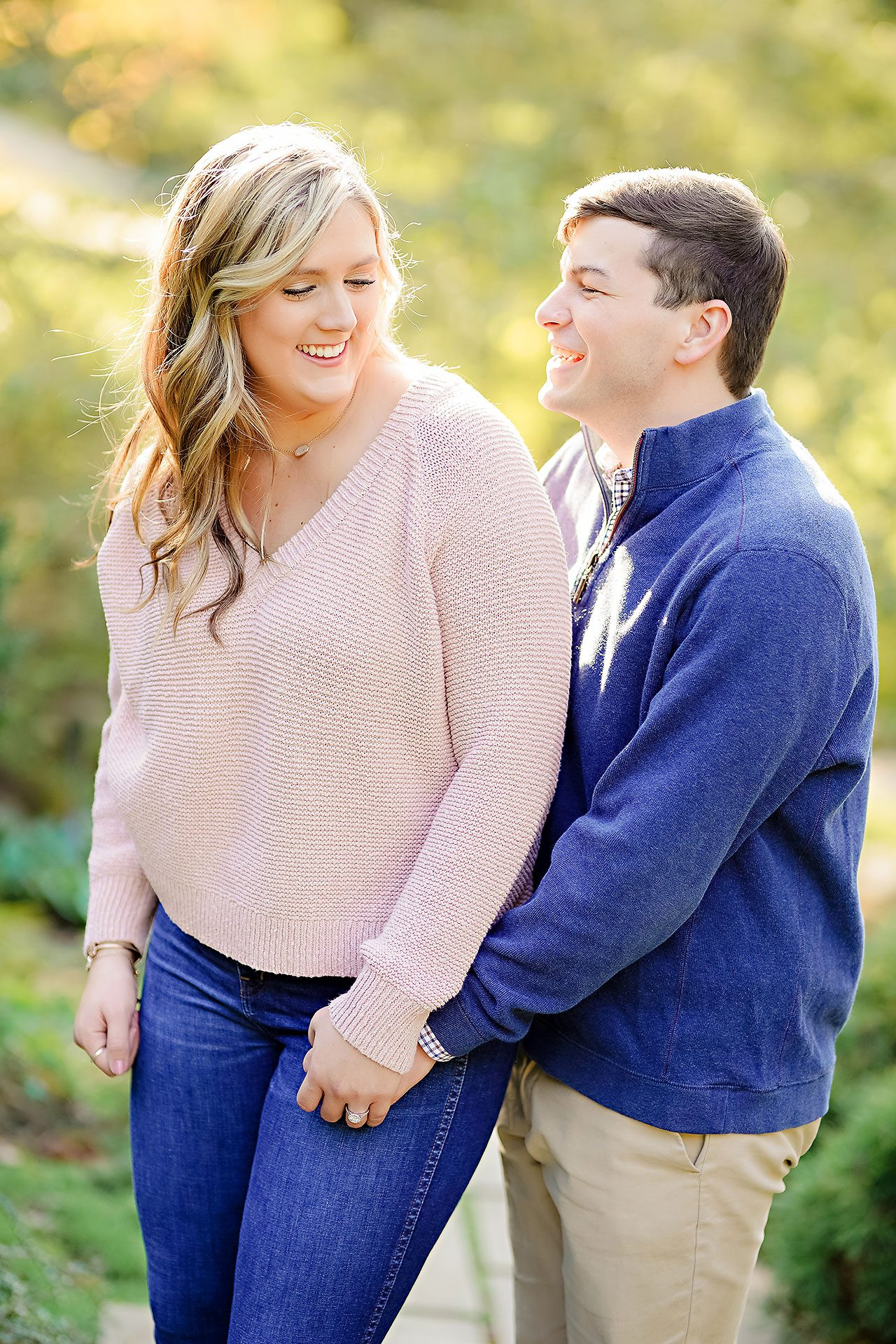 Taylor Case Newfields Engagement Session 082