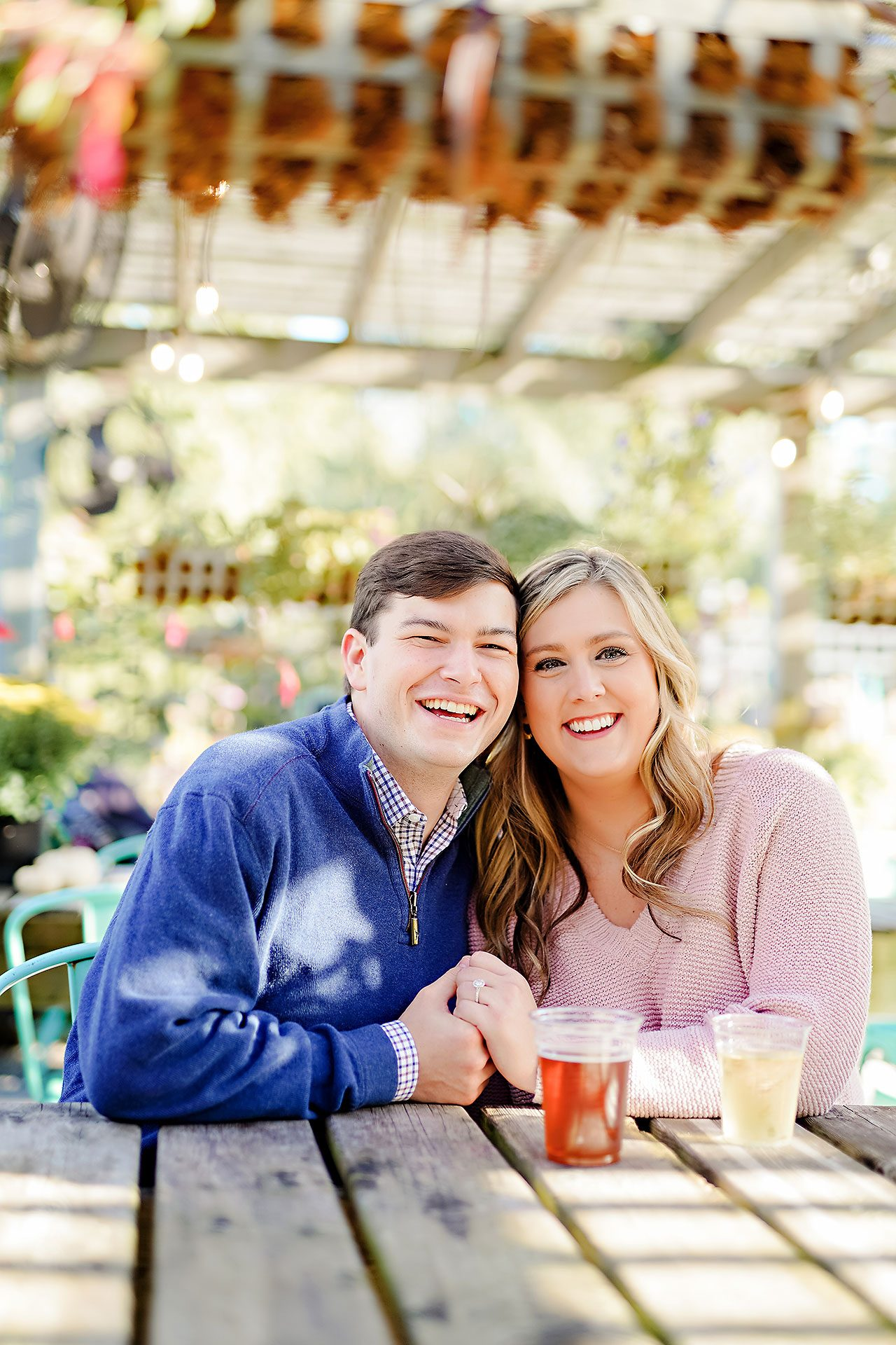 Taylor Case Newfields Engagement Session 083