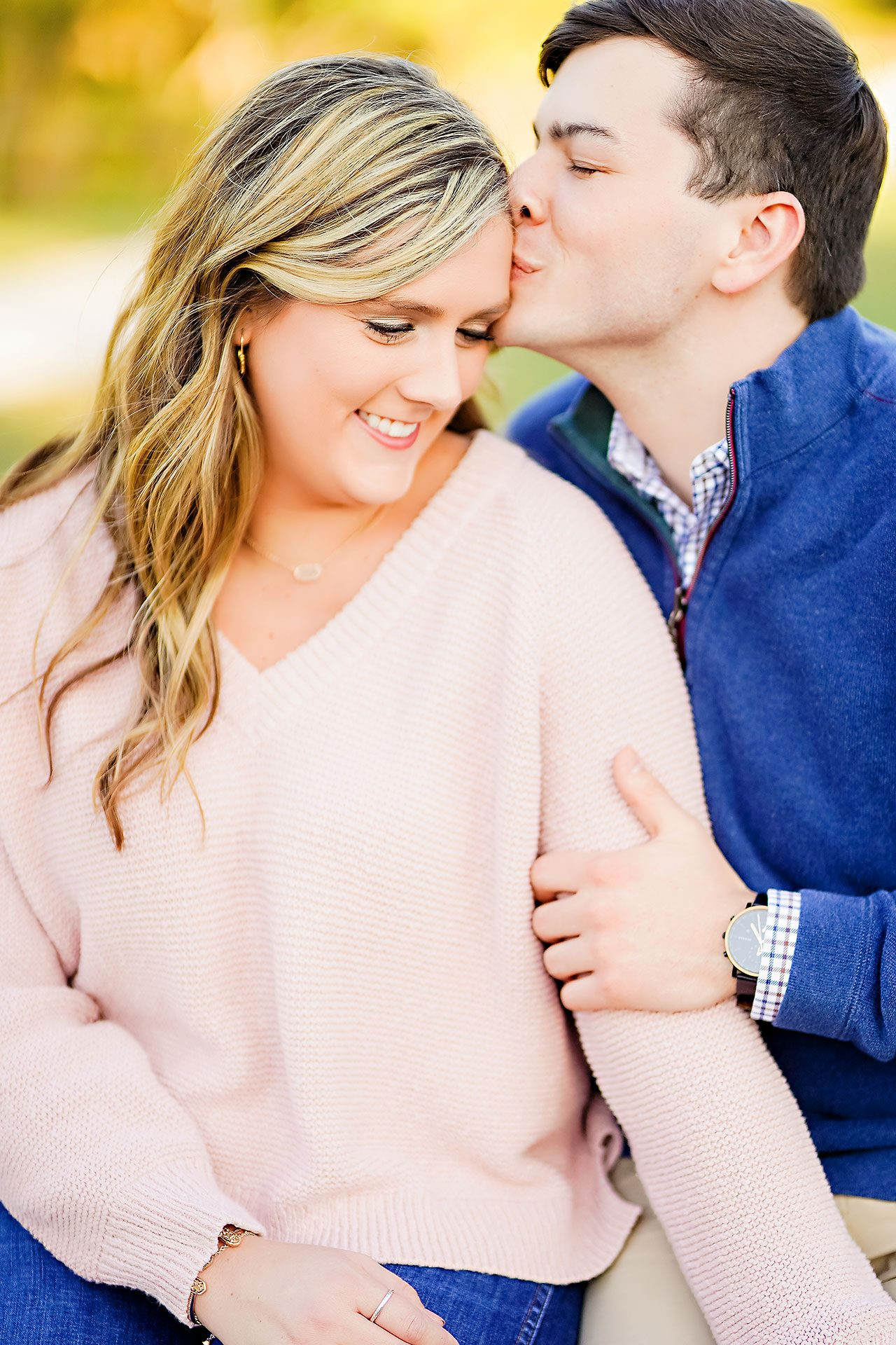 Taylor Case Newfields Engagement Session 087