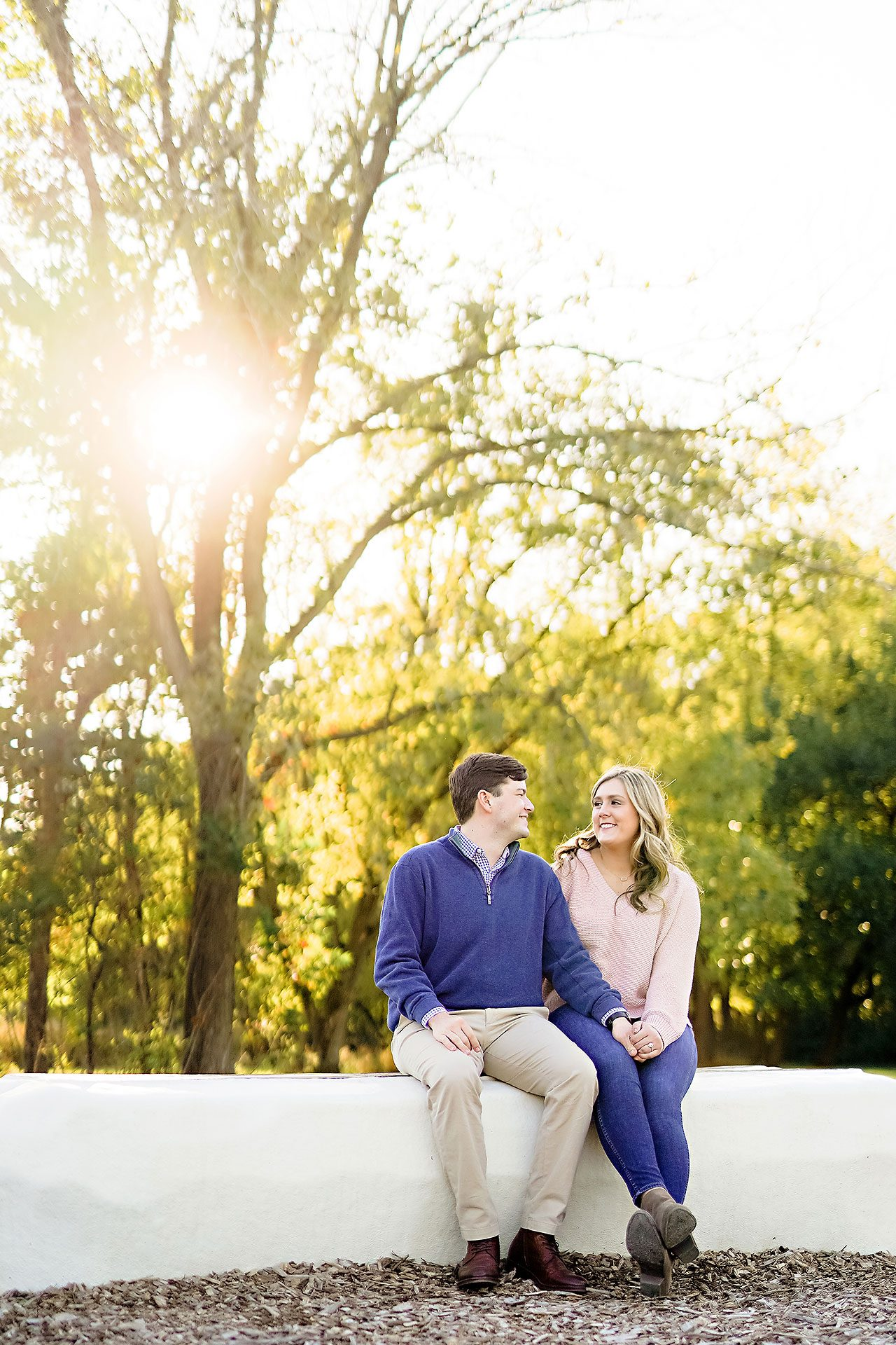 Taylor Case Newfields Engagement Session 119