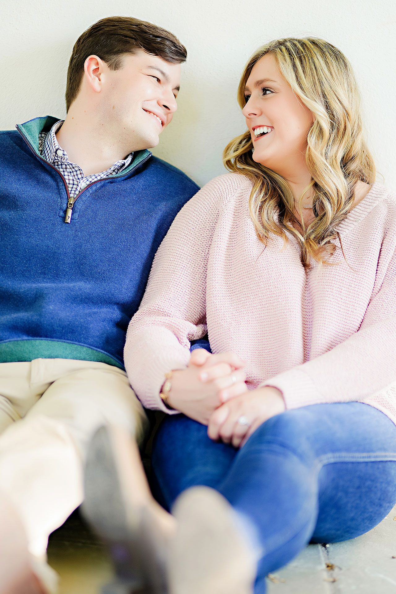 Taylor Case Newfields Engagement Session 136