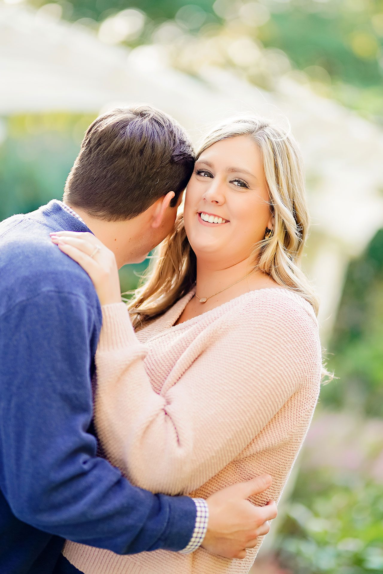 Taylor Case Newfields Engagement Session 143
