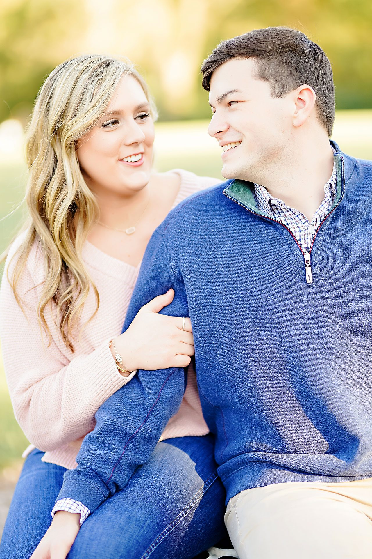 Taylor Case Newfields Engagement Session 146