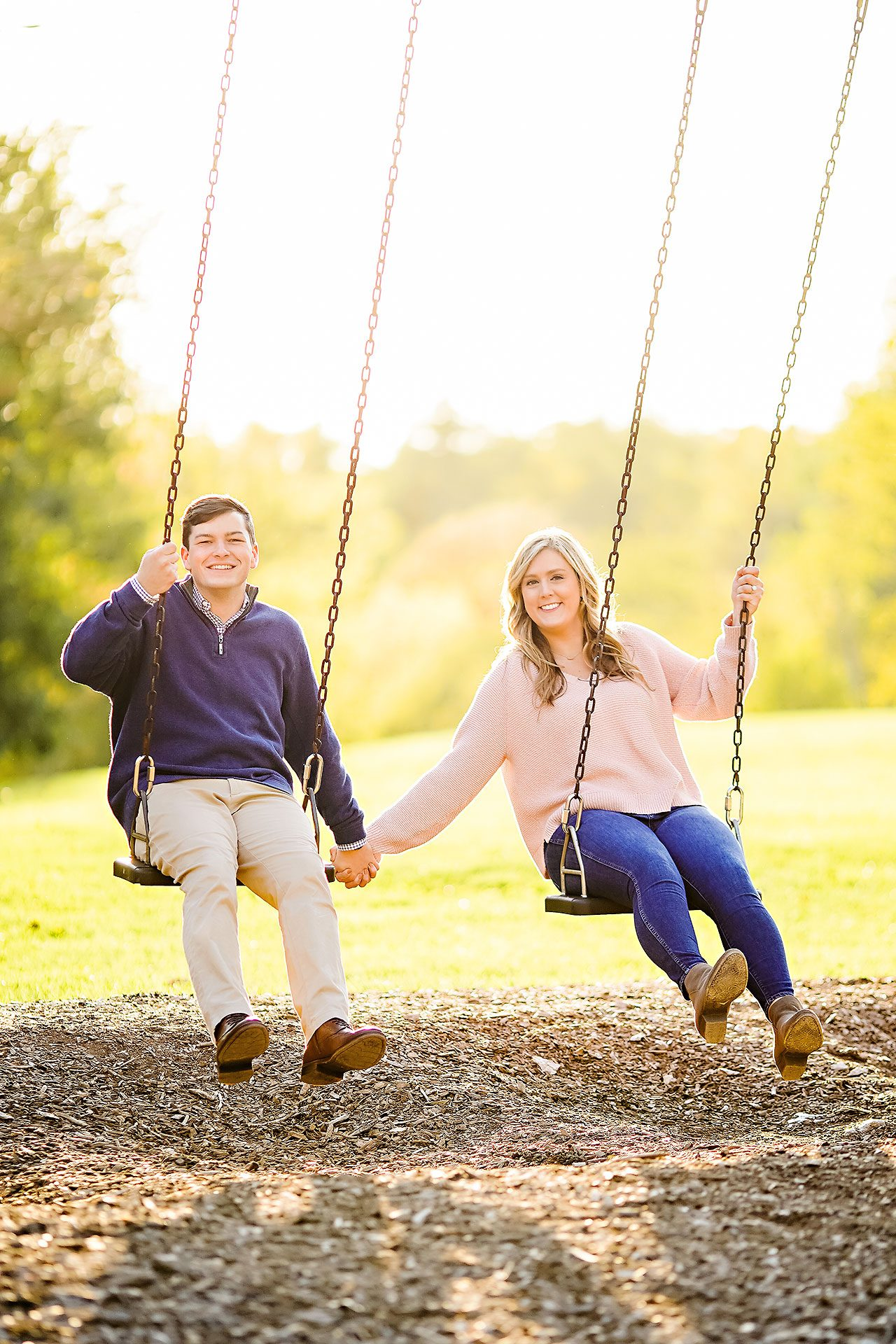 Taylor Case Newfields Engagement Session 147