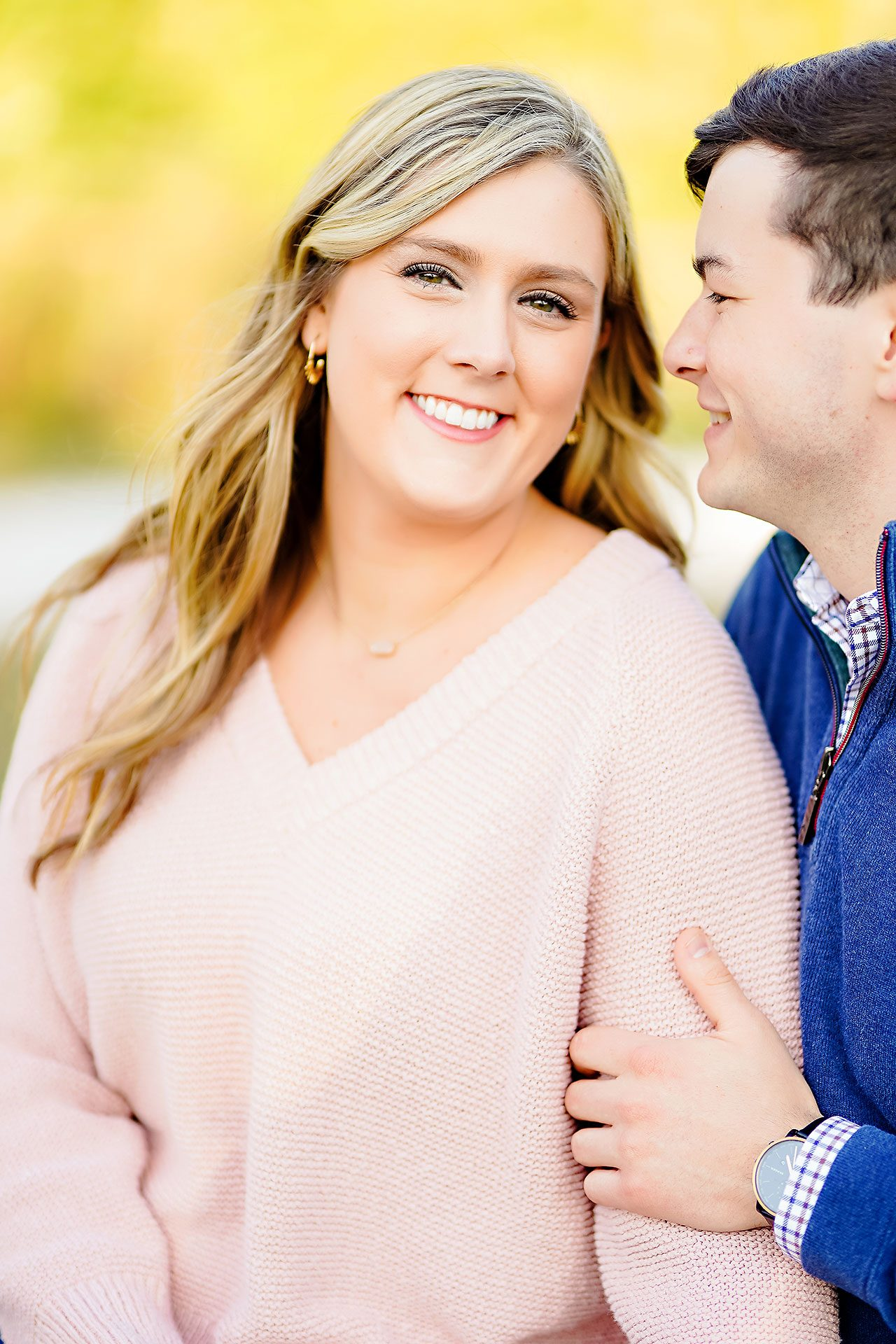 Taylor Case Newfields Engagement Session 151