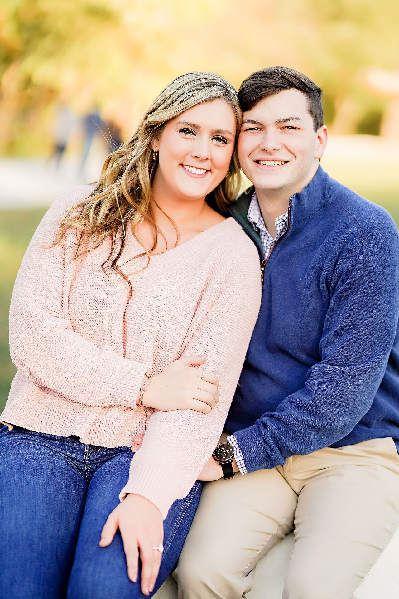 Taylor Case Newfields Engagement Session 153