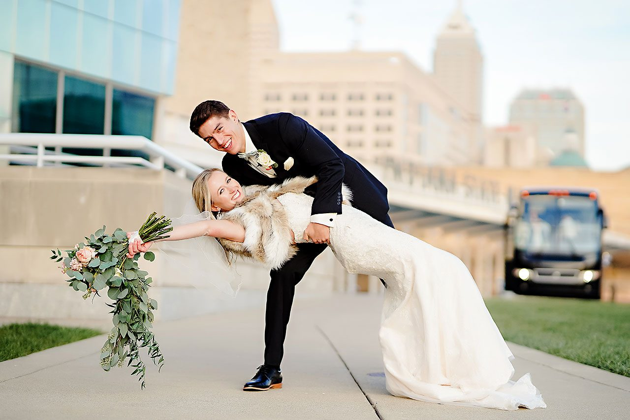 Courtney Areyan Sacred Heart and DAmore Indianapolis Wedding 150