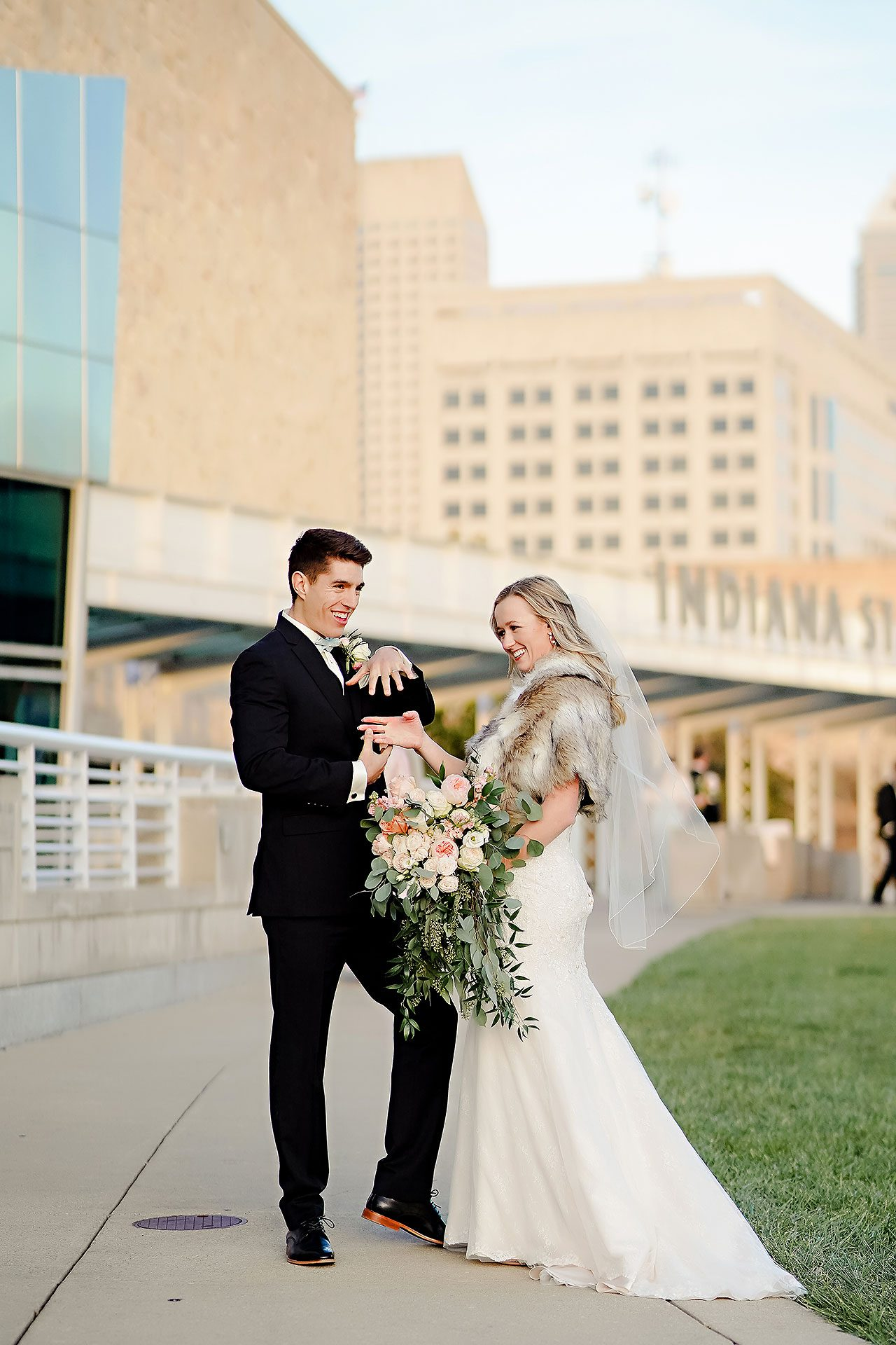 Courtney Areyan Sacred Heart and DAmore Indianapolis Wedding 186