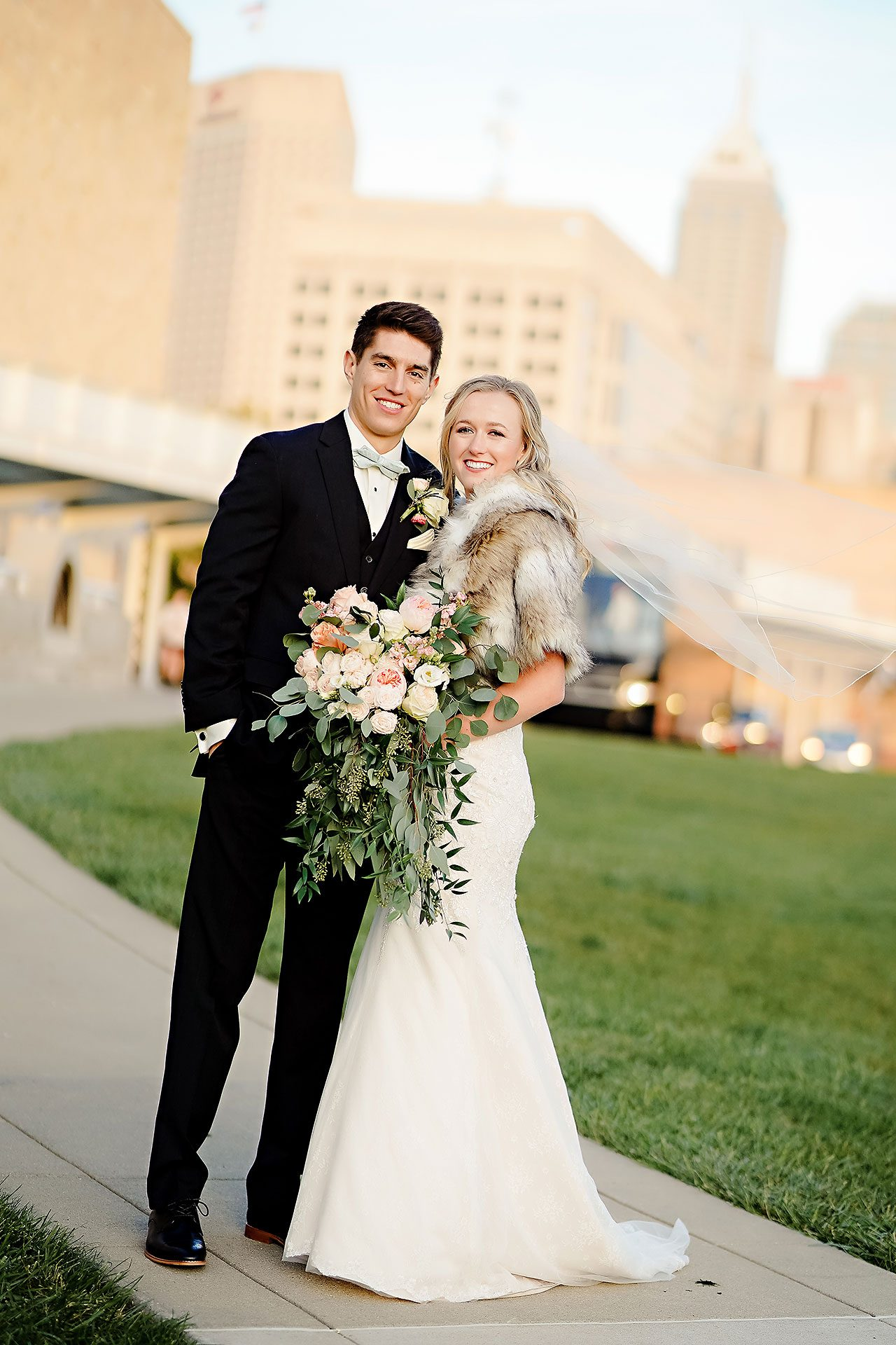 Courtney Areyan Sacred Heart and DAmore Indianapolis Wedding 195